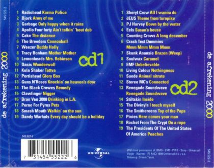Various - De Afrekening Volume 13