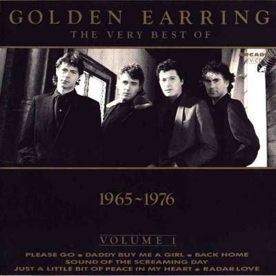 the golden earring the best of 1965 1976 volume 1