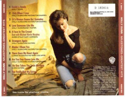 Holly Dunn - Love Someone Like Me / Burnin' Wheel