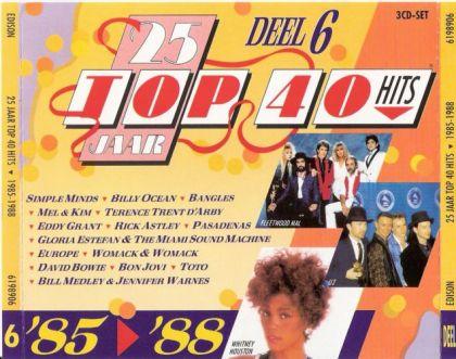 Various - 25 Jaar Top 40 Hits - Deel 5 - 1981-1984