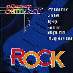 Various Artists - Discovery Sampler Rock Volume One