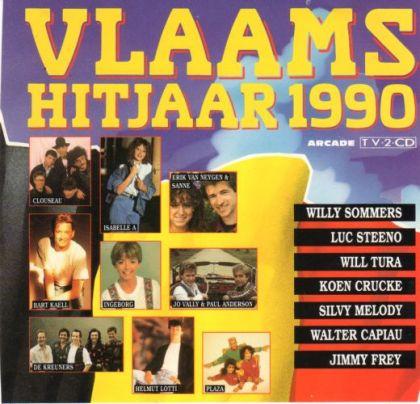 Various - Vlaams Hitjaar 1990 1