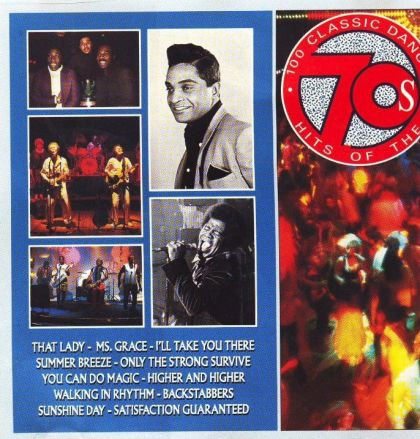 Various artists 100 all time classic dance hits of the for Classic dance tracks