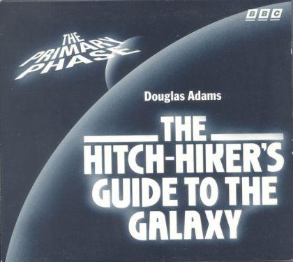 Douglas Adams: Hitchhiker's Guide to the Galaxy Radio