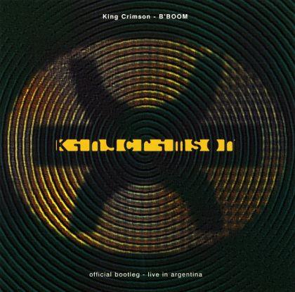 King Crimson - The VROOOM Sessions 1994
