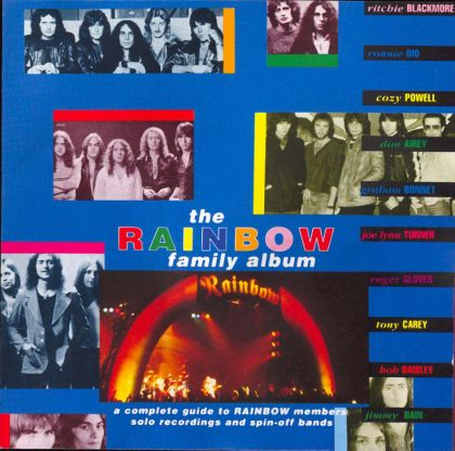 Rainbow cd discography, october 1975-january 1977