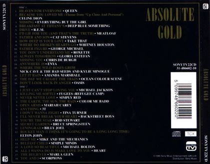 Various - Go For Gold (CD 1)