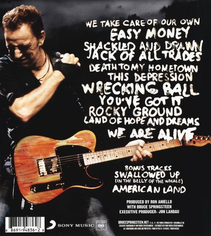 Wrecking Ball (Special Edition) Bruce Springsteen