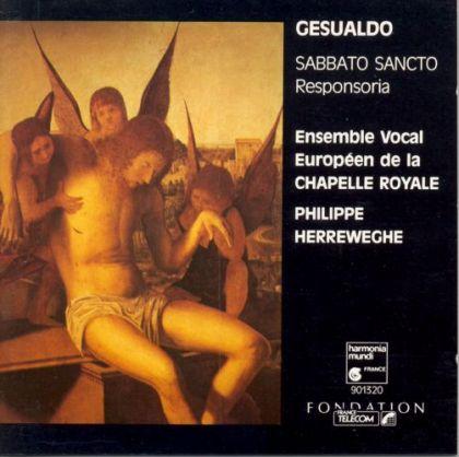 Carlo Gesualdo - Sabbato Sancto & Motets - Gorli : Requiem