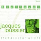 Beethoven: Allegretto From Symphony 7, Theme And Variations (Loussier Jaques Trio)