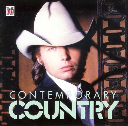timelife music contemporary country the late 80s