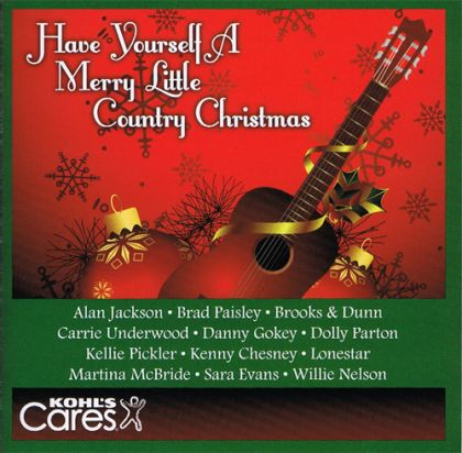 have yourself a merry little country christmas - Kenny Chesney Christmas