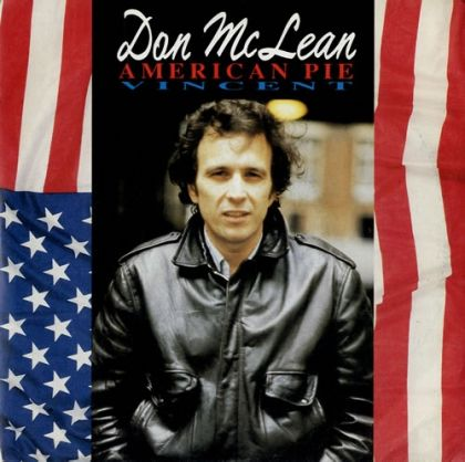 an analysis of the song american pie sung by don mclean