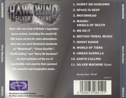 Hawkwind - Collector Series Vol 1 - Complete '79