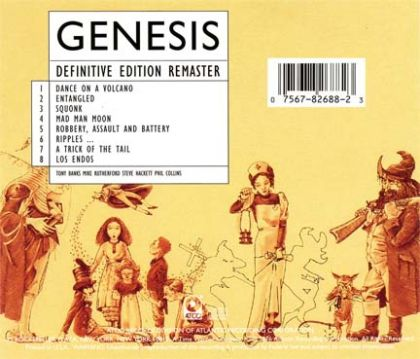 Genesis - A Trick Of The Tail (CD/SACD + DVD) in jctcom's